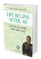 life begins after 40, Learn to put yourself first, establish boundaries and balance your life – mind, body, soul & money!