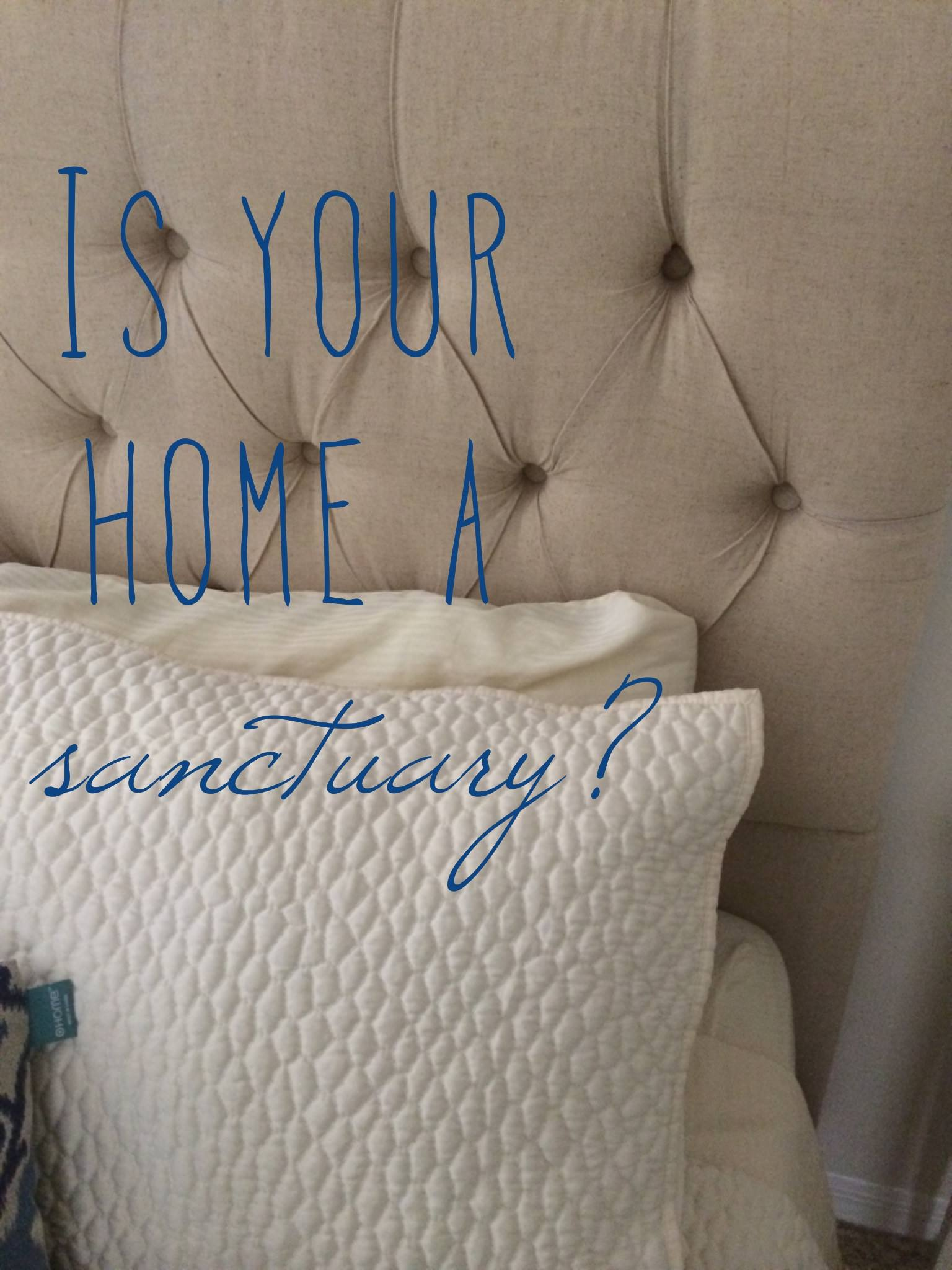 7 Things You Can Do To Make Your Home A Sanctuary - By Dr. Carolle