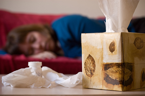 Could What You Eat Be Causing Your Spring Sniffles? - By Dr. Carolle