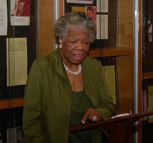 Homage to Dr. Maya Angelou